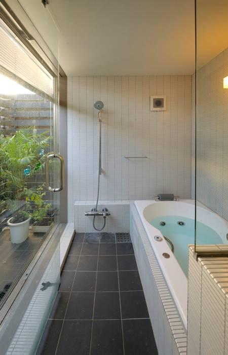HAN環境・建築設計事務所 Ванна кімната