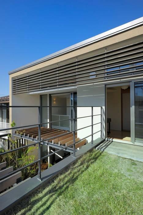 HAN環境・建築設計事務所 Вікна