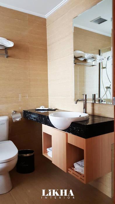 Kabinet Wastafel:  Hotels by Likha Interior