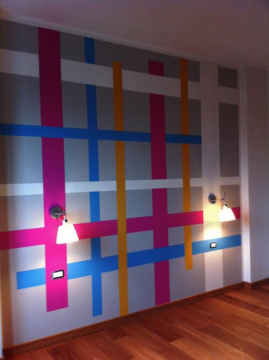 Decorazioni Per Pareti Camera Da Letto.Decorazioni A Muro Della Camera Da Letto Pareti In Stile Di