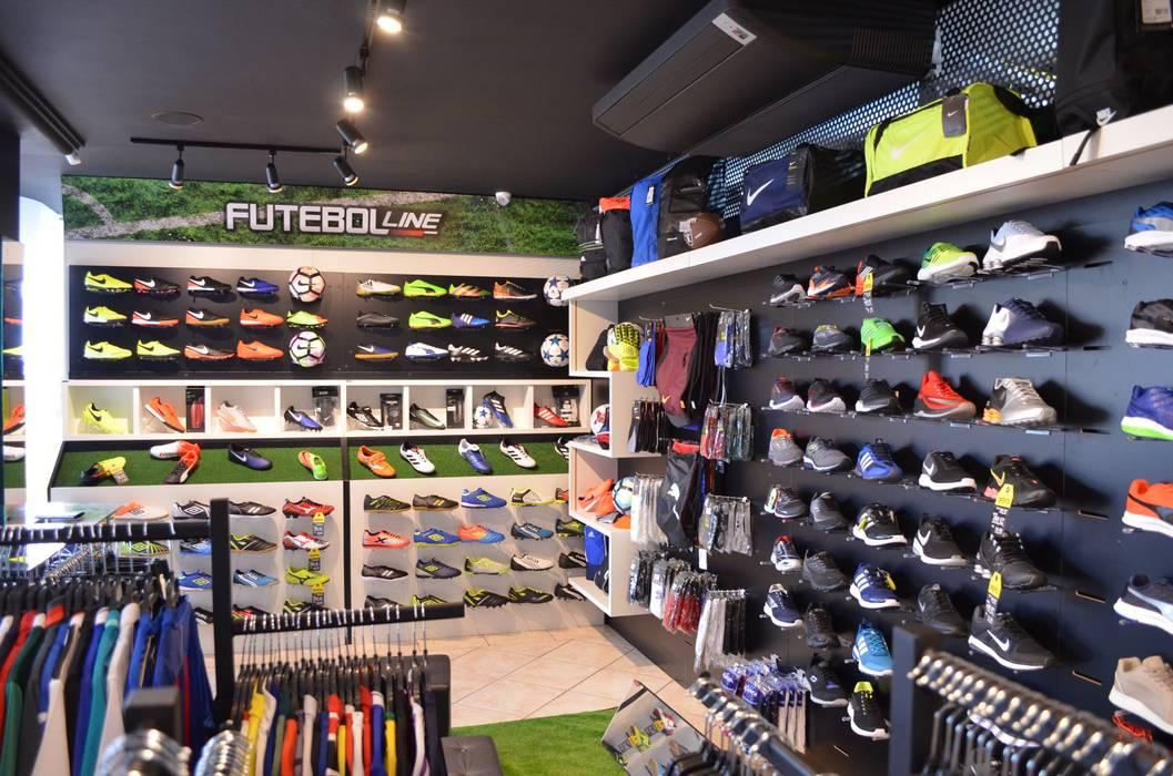 Loja de esportes  lojas e imóveis comerciais por armonie design  d3a589406ce