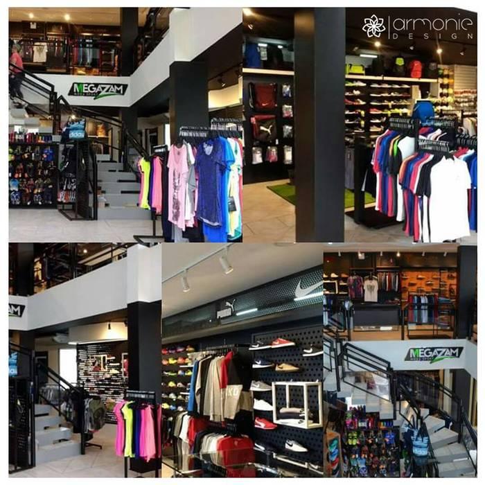 063abed86 Loja de esportes  lojas e imóveis comerciais por armonie design
