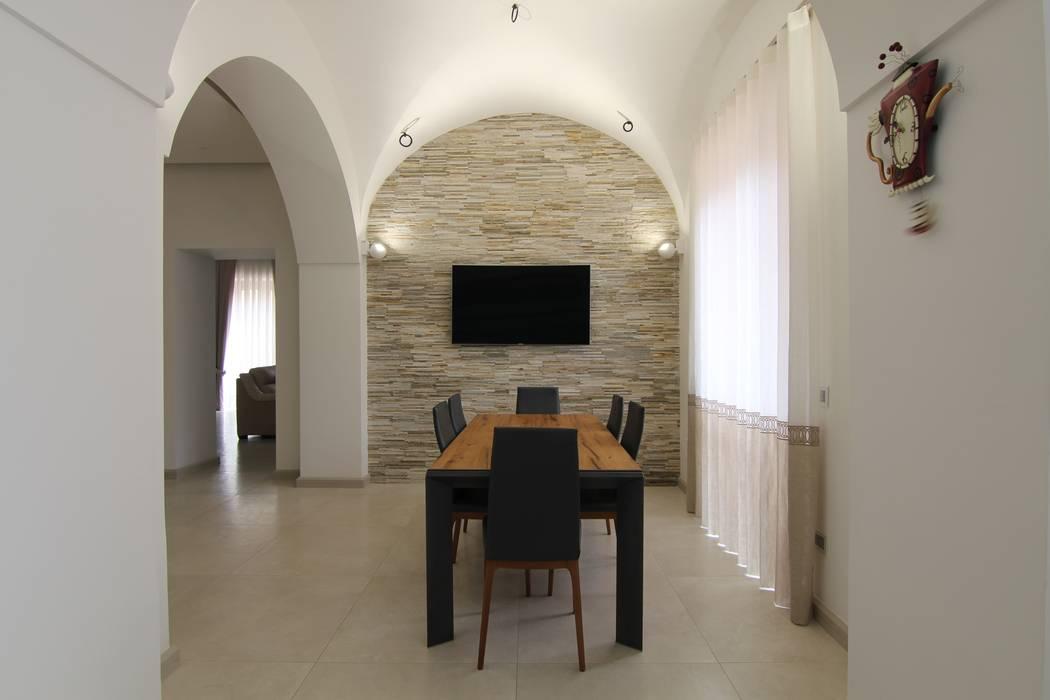 Casa alfonso sala da pranzo in stile classico di studio di ...