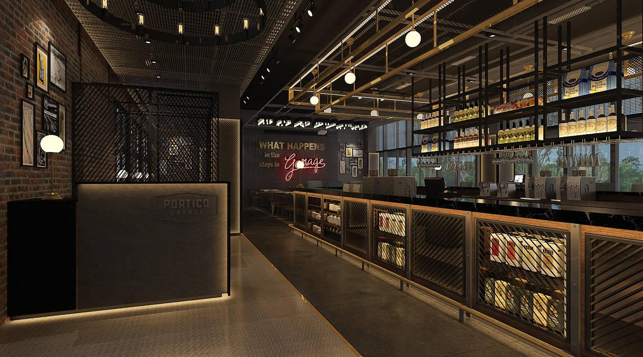 : Bar & Klub  oleh High Street, Industrial