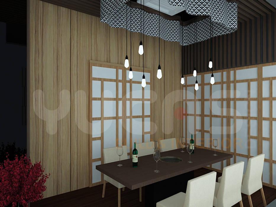 Quán bar & club by Yucas Design & Build Sdn. Bhd.