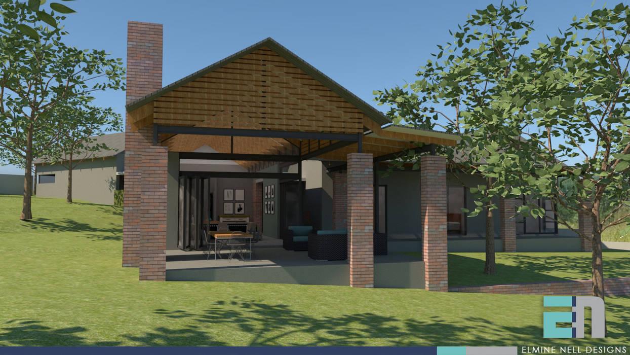 Terrazas de estilo  por ENDesigns Architectural Studio, Moderno