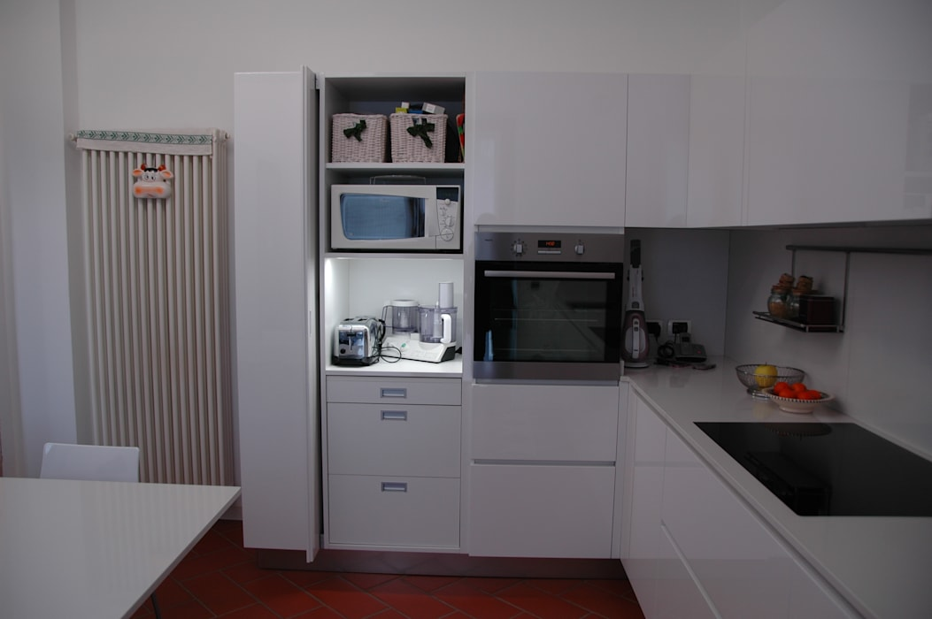 Illuminazione a led con kit sensor forma & funzione : cucina in