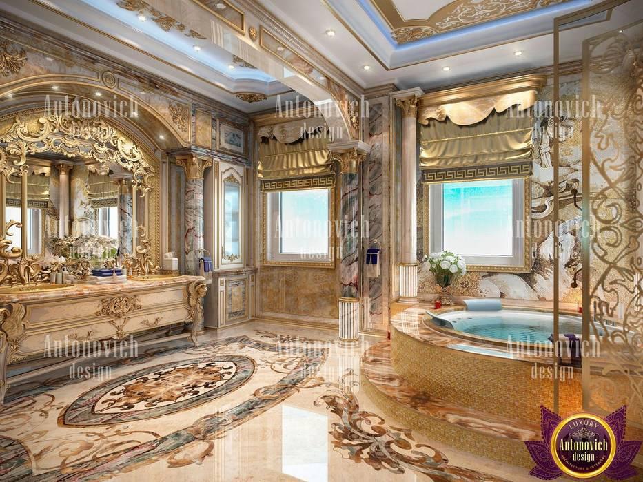 Kitchen Design Usa By Katrina Antonovich: Interior Design Dubai Uae By Katrina Antonovich: Bathroom