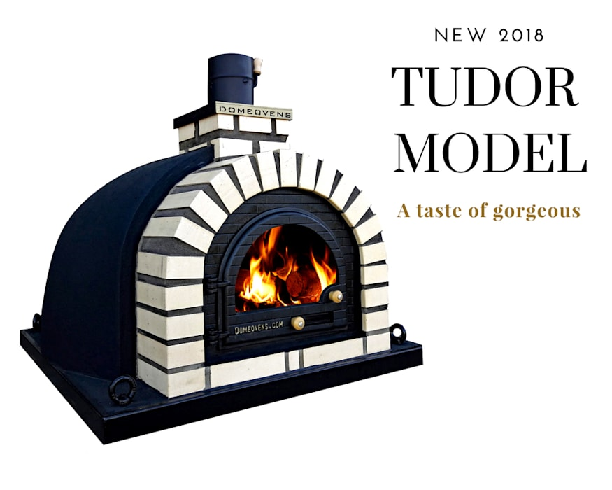 Amazing authentic pizza oven! :  Patios & Decks by Dome Ovens™