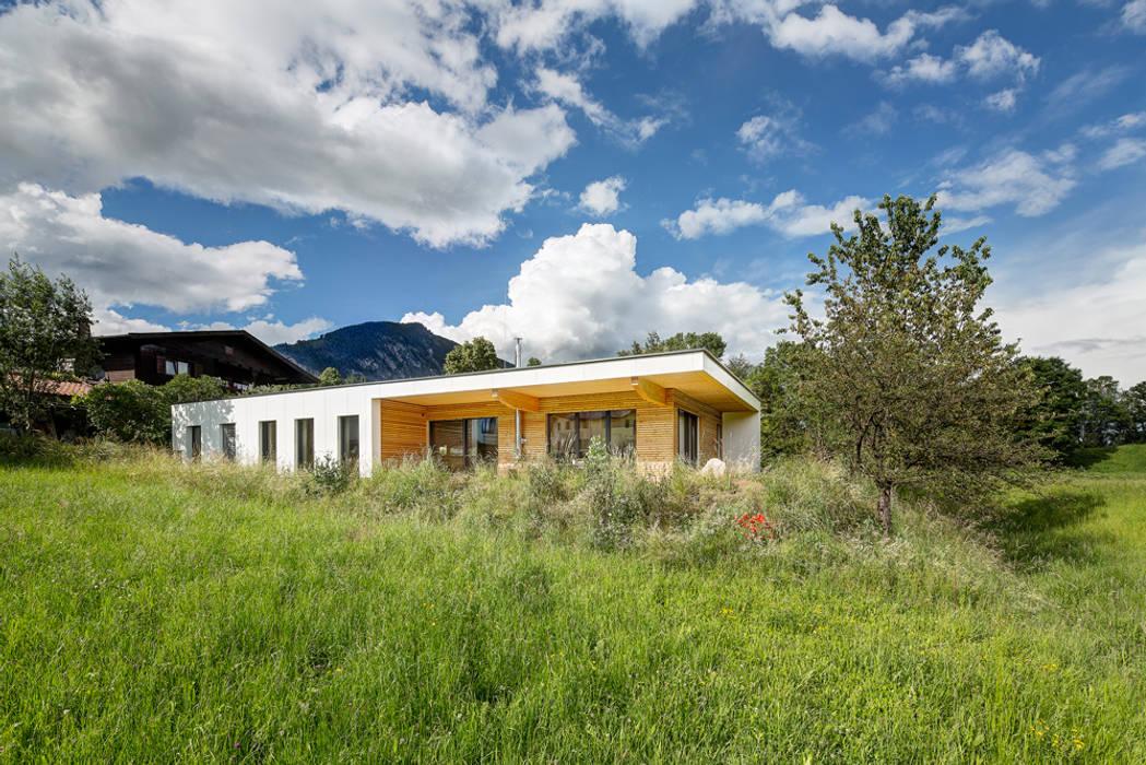 Atelier Seidl AUTARC Autengruber Architektur Bungalow