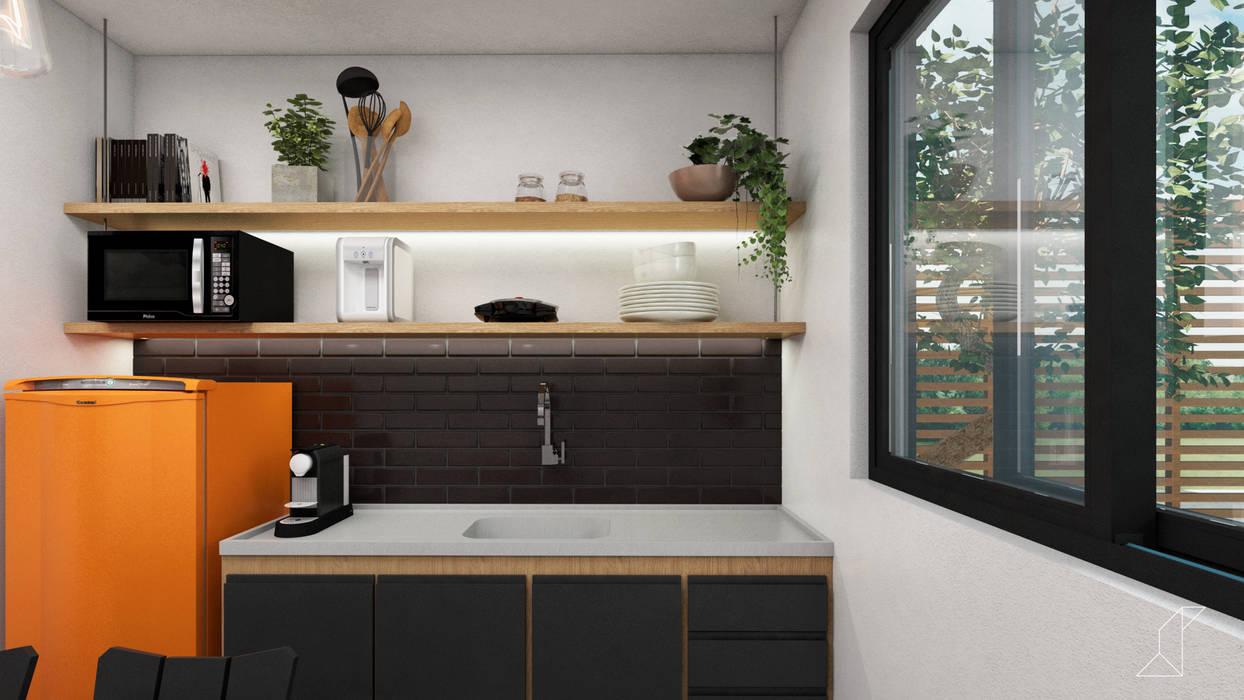 Cozinha de Escritório Escritórios modernos por Studio Side Moderno
