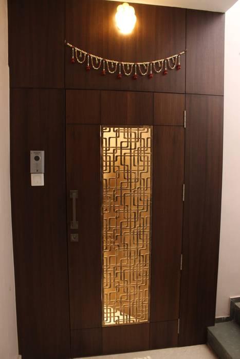 Tamhane Residence Interiors von Vangikar Architects Modern