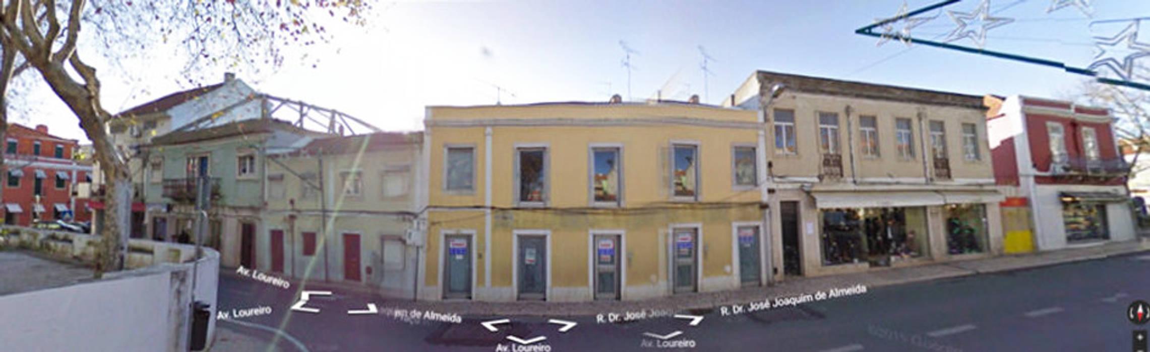 Rumah Minimalis Oleh darq - arquitectura, design, 3D Minimalis