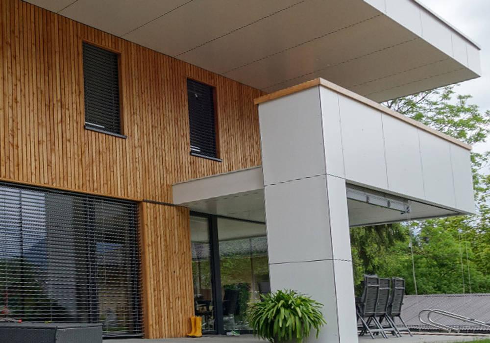 Nivo - Hausquader AUTARC Autengruber Architektur Moderne Häuser
