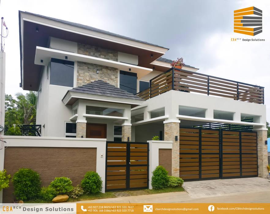 CB.Arch Design Solutions White