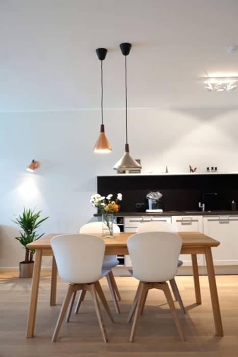 Esszimmer Skandinavisch Esszimmer Von Baltic Design Shop Homify