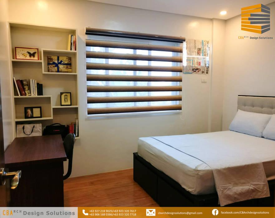 BEDROOM-01 CB.Arch Design Solutions