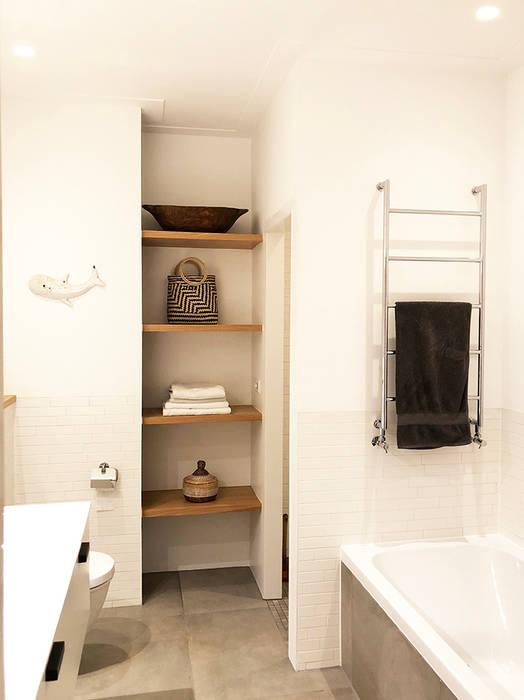 Badkamer amsterdam: moderne badkamer door puurbouwen | homify