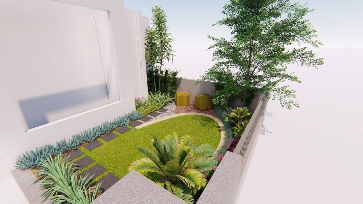 1mm studio | Landscape Design Halaman depan