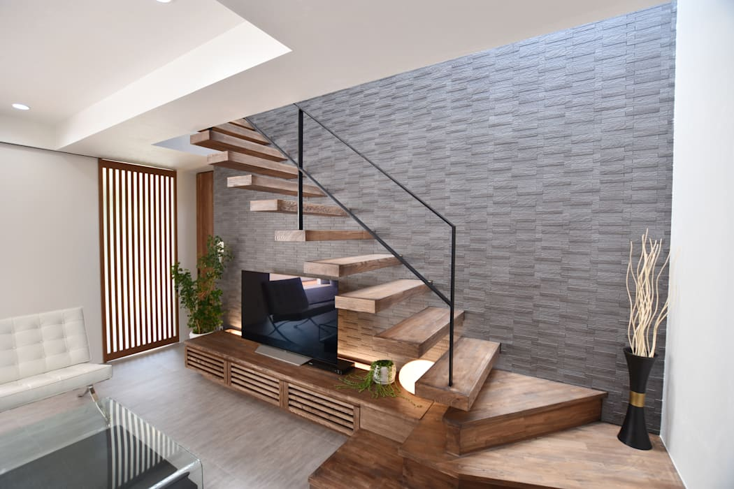 by Style Create Modern Wood Wood effect