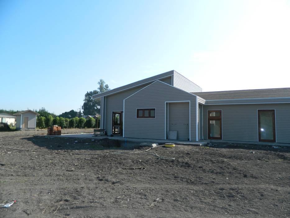 Casa siding Isla de Maipo: Casas de estilo  por AG Gestión
