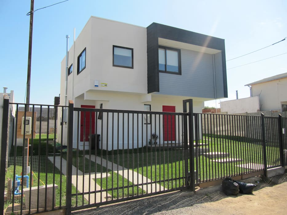Casa Cruz de Lorena Lau Arquitectos Casas unifamiliares