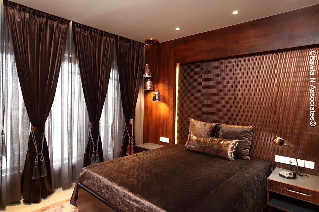 Schlafzimmer von Chawla N Associates