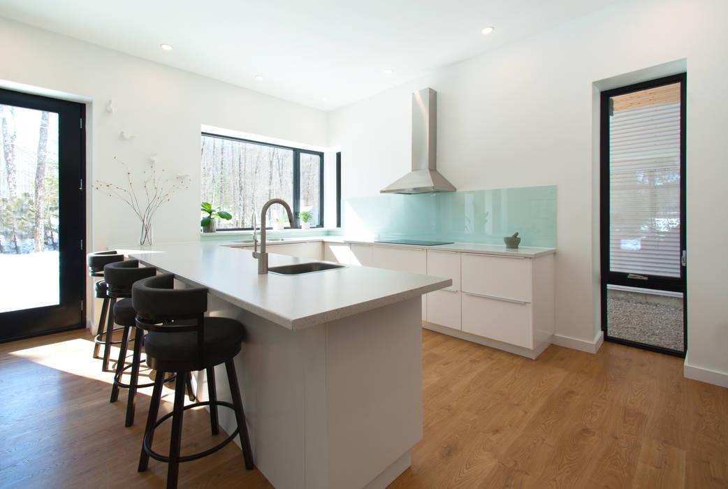 Kitchen 1 توسط Solares Architecture مدرن