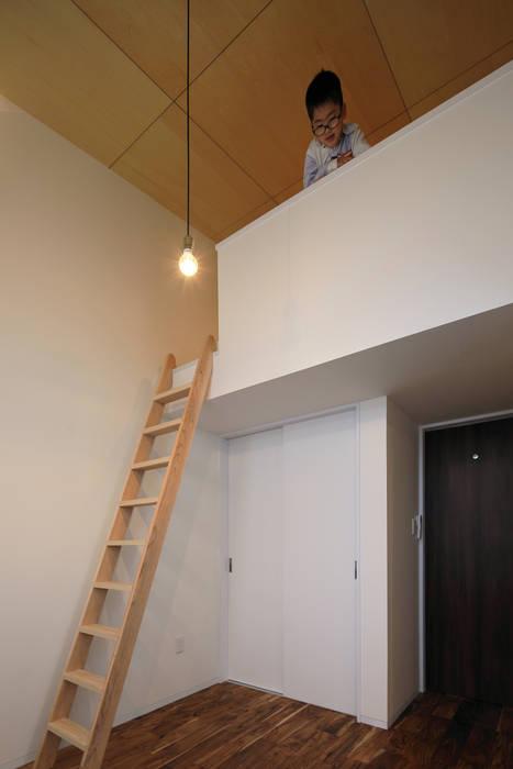 ㈱ライフ建築設計事務所 Nursery/kid's room