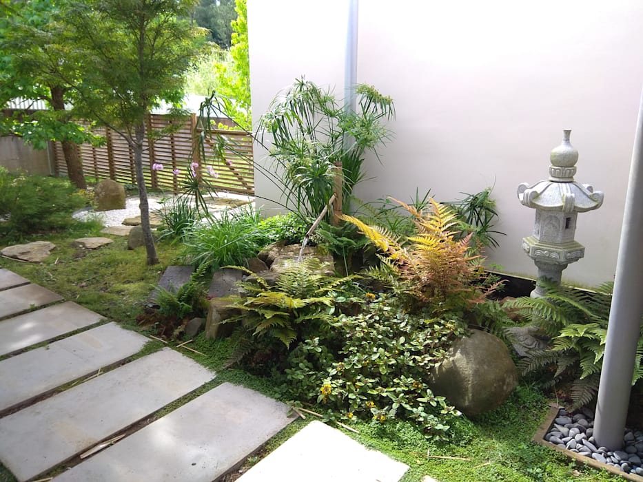 jardin zen en un peque o espacio jardines japoneses de