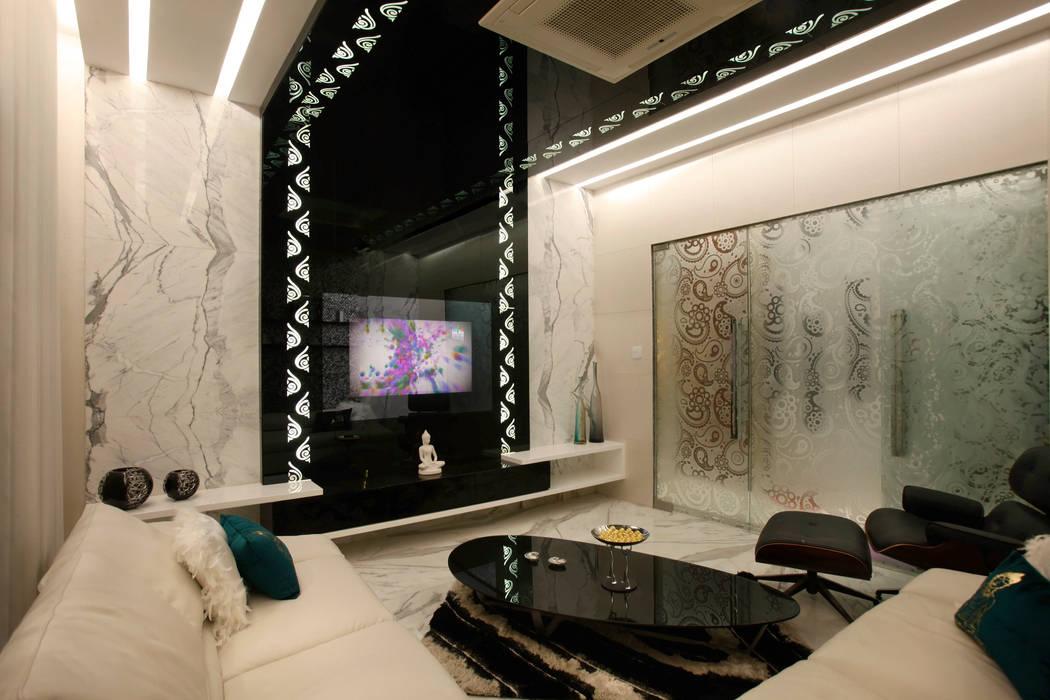 Modern Living Room by Innerspace Modern