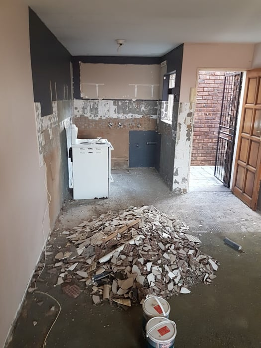 Renovation in La Montagne Pretoria by PTA Builders And Renovators