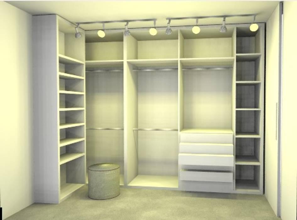 Closet: Closets  por Studio Elabora