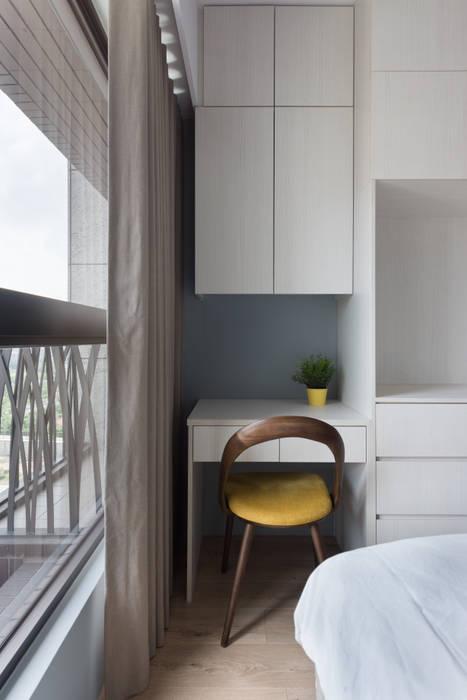 Modern Bedroom by 寬宸室內設計有限公司 Modern