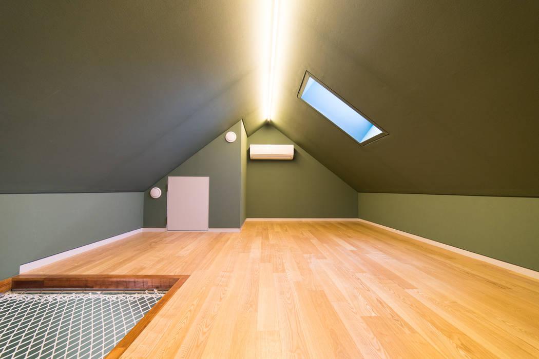 YEDAZEDA: AAPA건축사사무소의  방