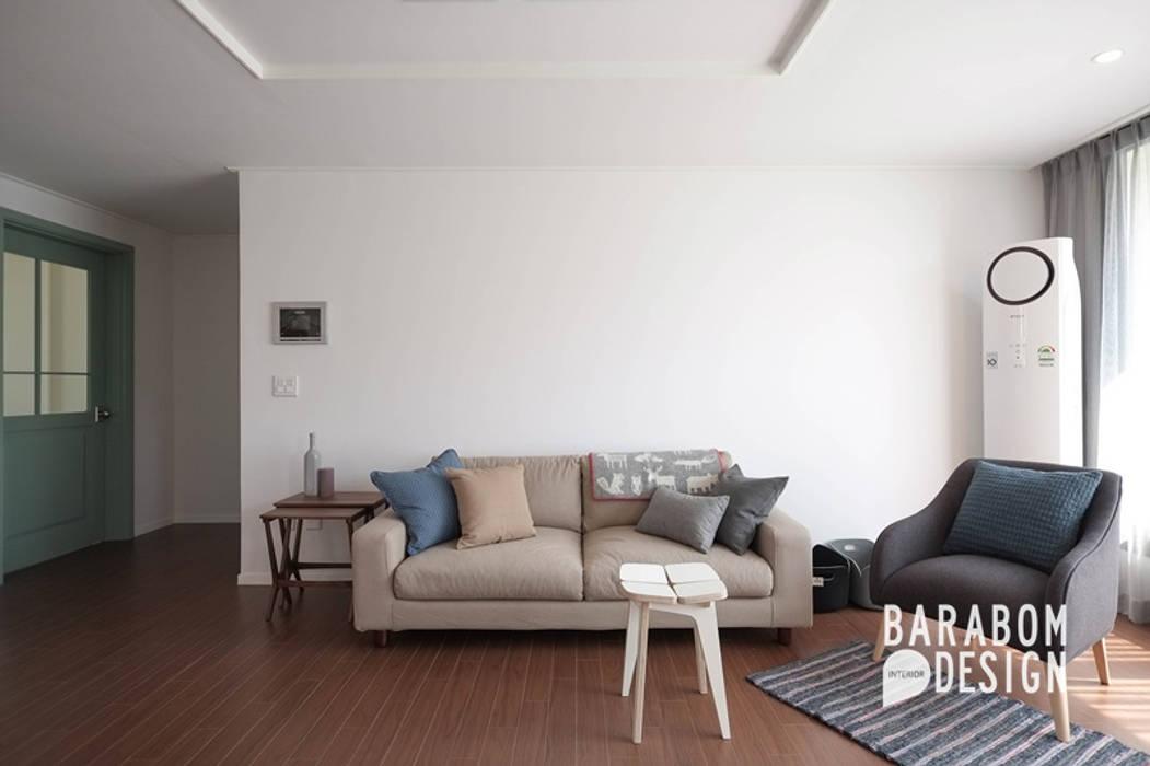 homify Scandinavian style living room