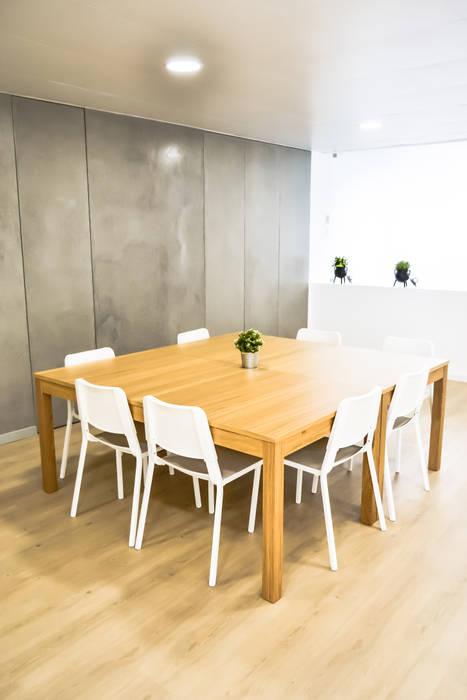 Lisbon Cooking Academy Salas de jantar ecléticas por Sónia Cruz - Arquitectura Eclético