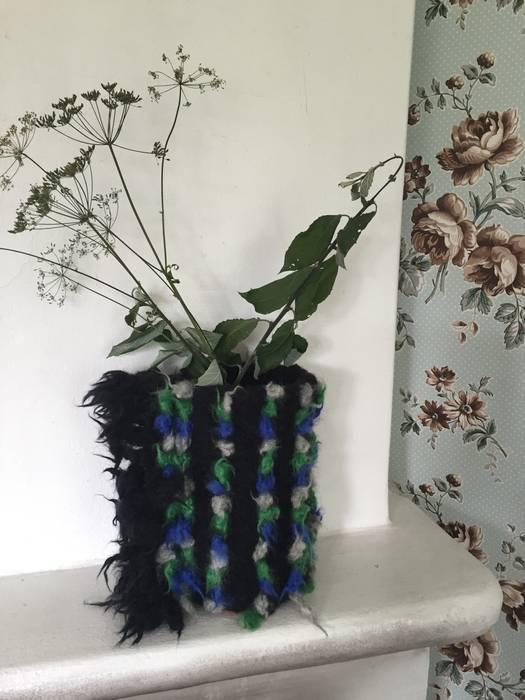 Gevilte vaas 2 ilsephilips WoonkamerAccessoires & decoratie
