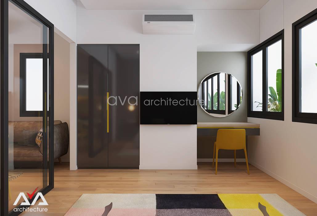 من AVA Architects