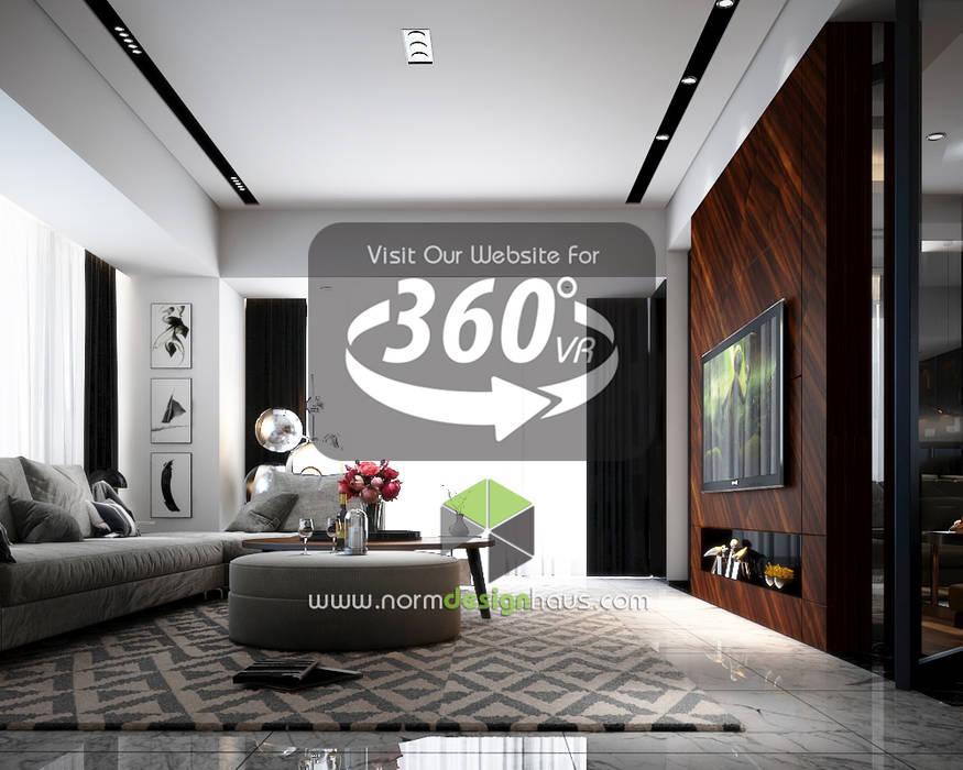 Penthouse by Norm designhaus Modern