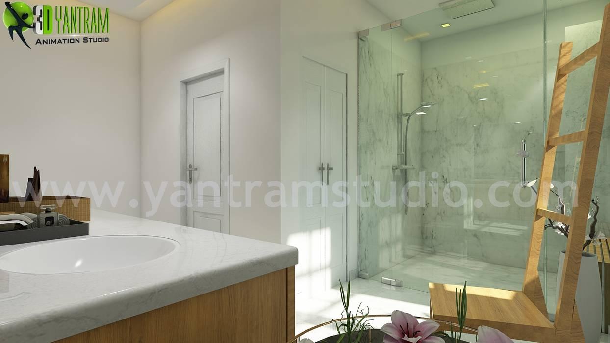 Bathroom Design Ideas Pictures And Decor By Yantram Architectural Studio