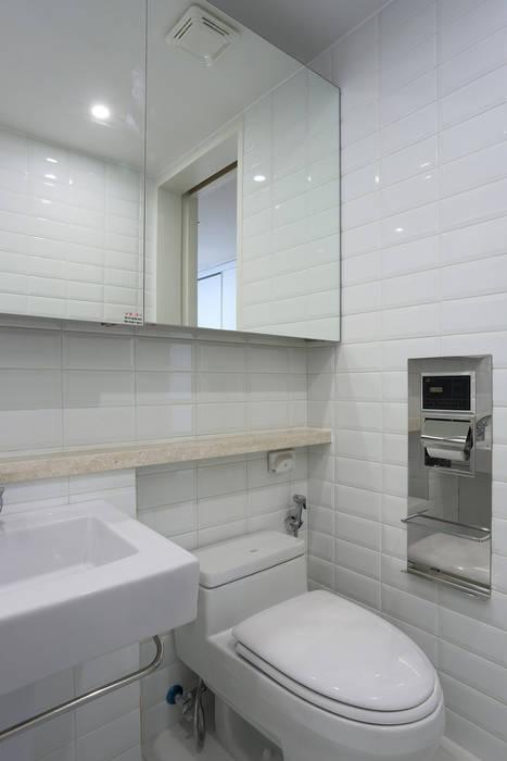 Badezimmer von Design Mind Mirae