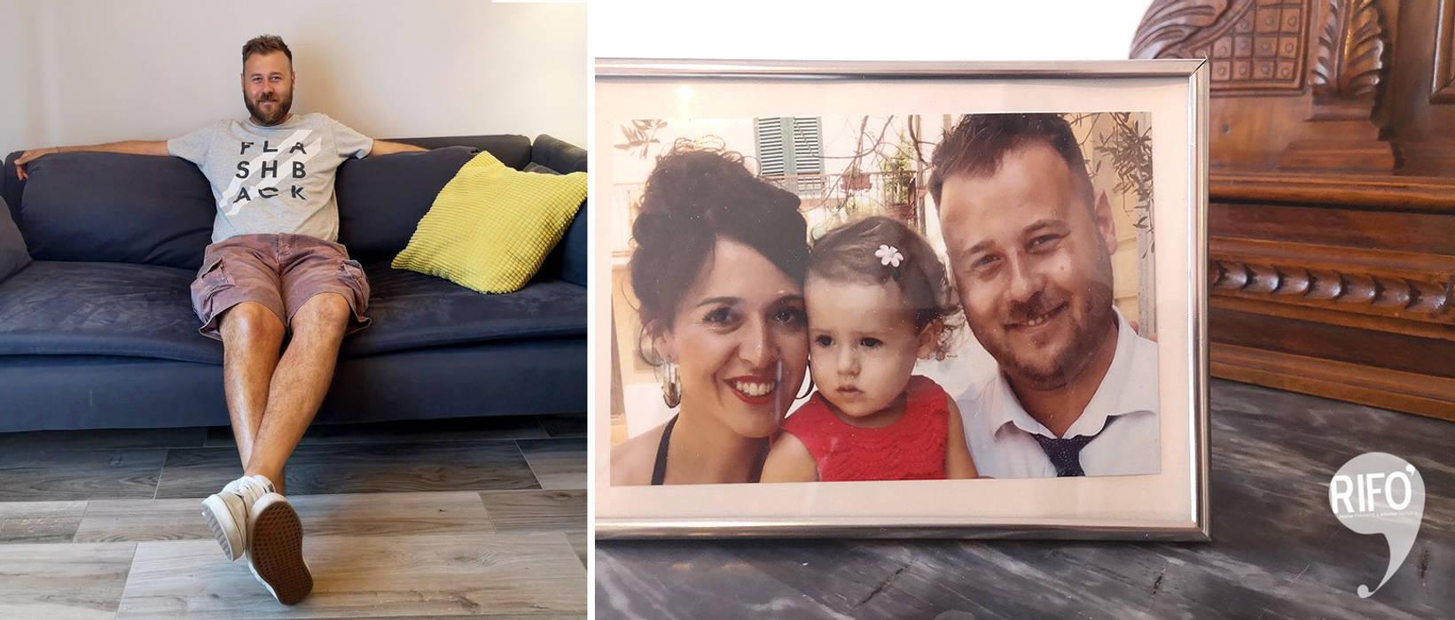 Famiglia soddisfatta.: Villa in stile  di Rifò