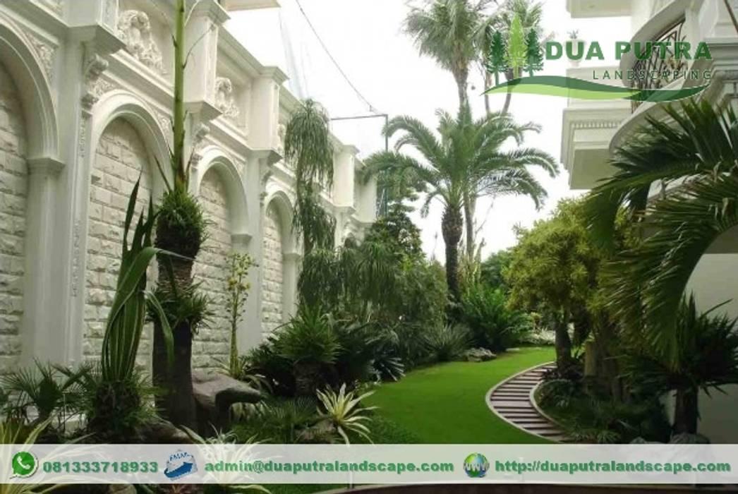 Tukang Taman Jakarta Barat Dua Putra Landscape Taman Tropis