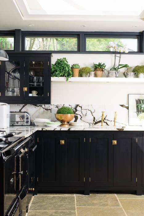 Built-in kitchens by deVOL Kitchens