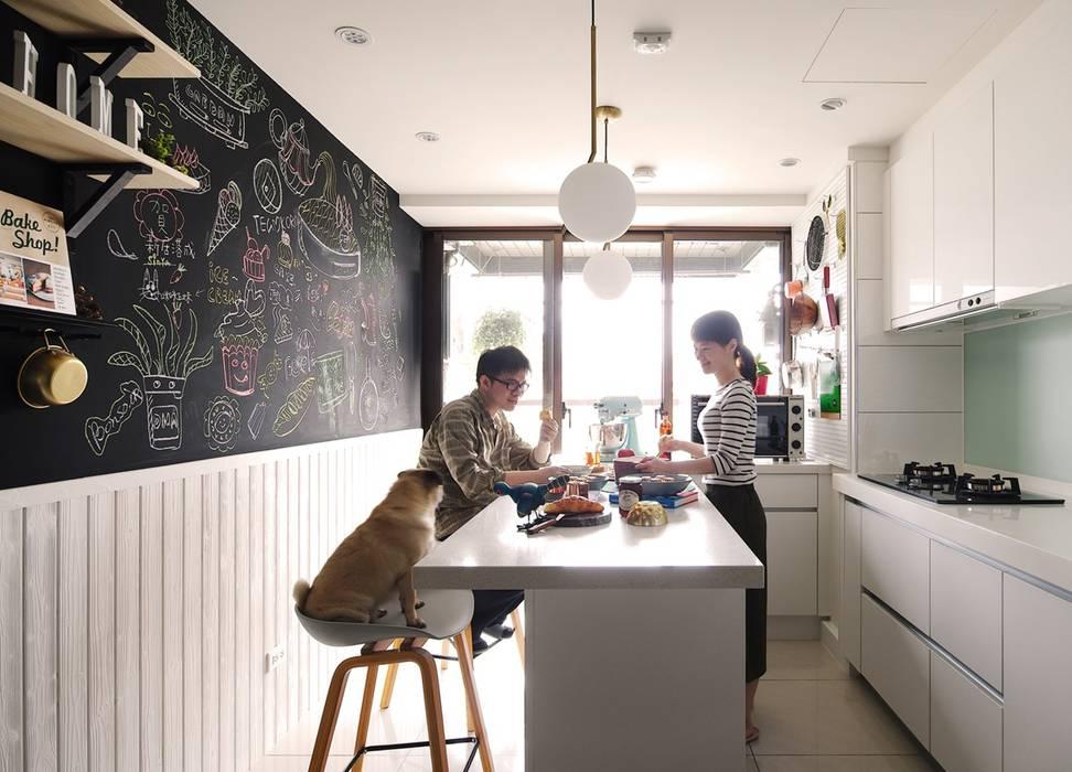 Phòng ăn by Công ty thiết kế xây dựng Song Phát