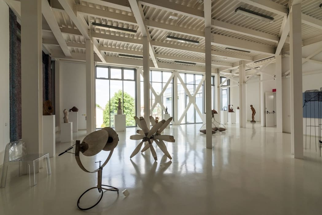 Projekty,  Muzea zaprojektowane przez Studio Paoletti,