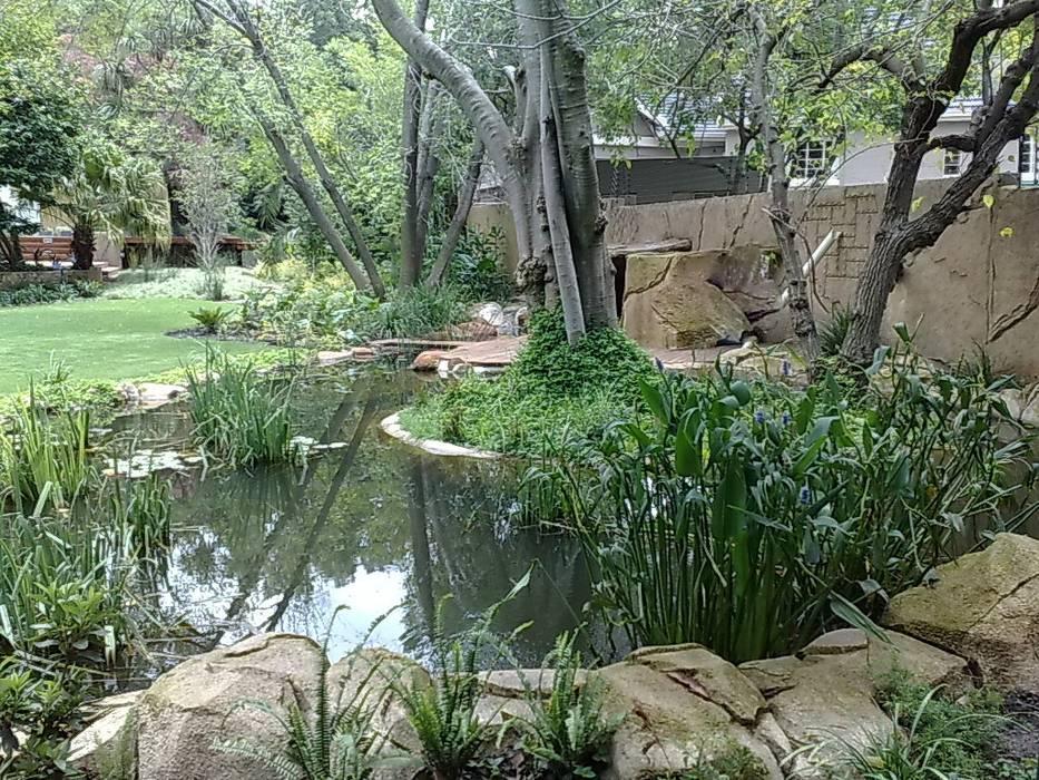 Ausgefallener Garten von Japanese Garden Concepts Ausgefallen