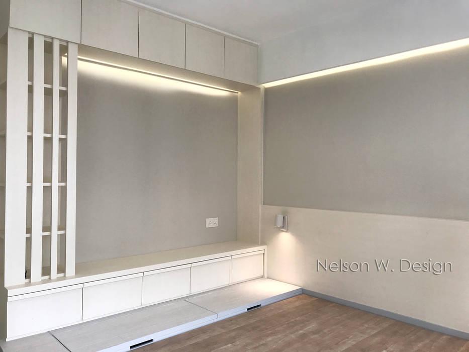Chambre de style  par Nelson W Design,