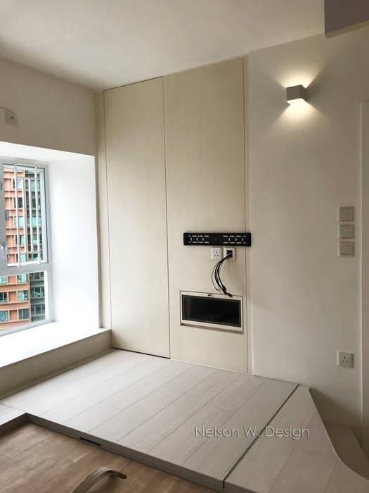 Bedroom by Nelson W Design, Modern
